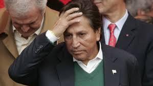 """frente a la justicia peruana"""", manifestó. alejandro toledo , corrupción, odebrecht, captura internacional, alejandro toledo gobierno, comisiones de 20 millones dólares biografia de alejandro toledo"""