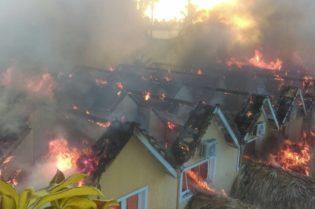 X incendioX hotel Viva Wyndham Dominicus BeacX BayahíbeX explosión de un tanque de gas