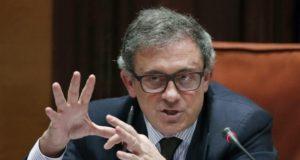 Jordi Pujol Ferrusola, hijo del expresidente de la Generalidad de Cataluña, Jordi Pujol.