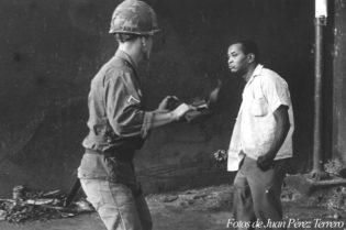 X invasión norteamericanaX República DominicanaX 28 de abril de 1965