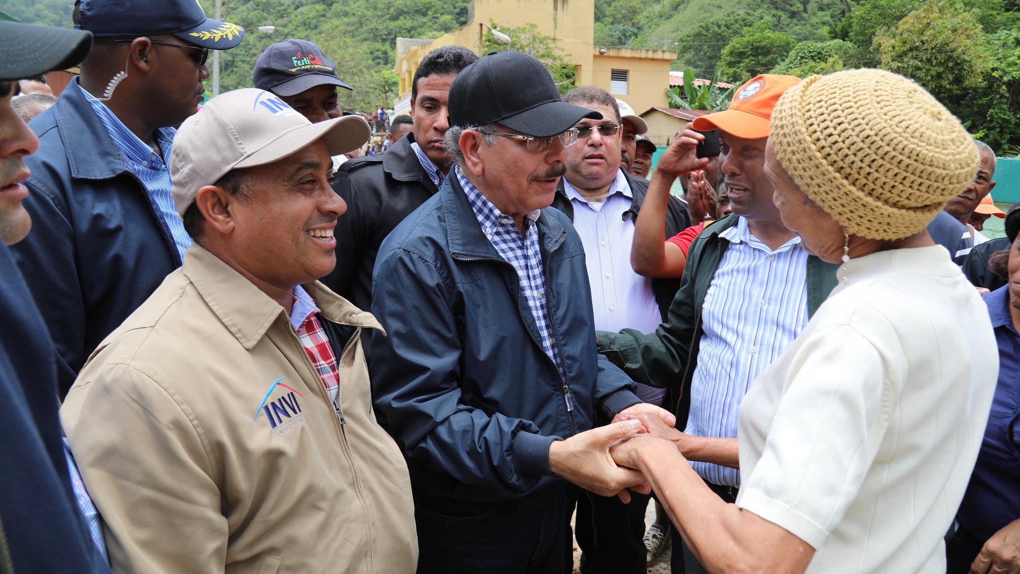 X Danilo MedinaX recorrióX asistencia