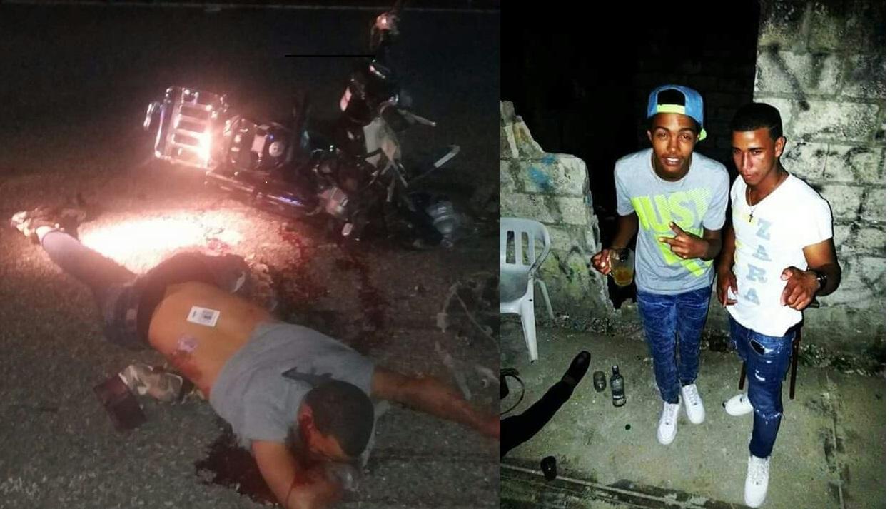 X Juani Daniel AbreuX Francis Osvaldo Núñez JiménezX impactadaX yipetaX carretera Higüey –YumaX perdieron la vida