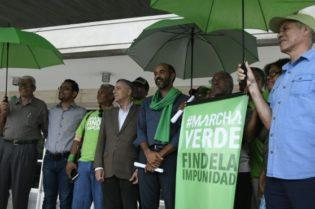 X BrasilX Partido de la Liberación Dominicana (PLD)X Danilo MedinaX destitución del Procurador general Jean Alain RodríguezX Marcha VerdeX Odebrecht